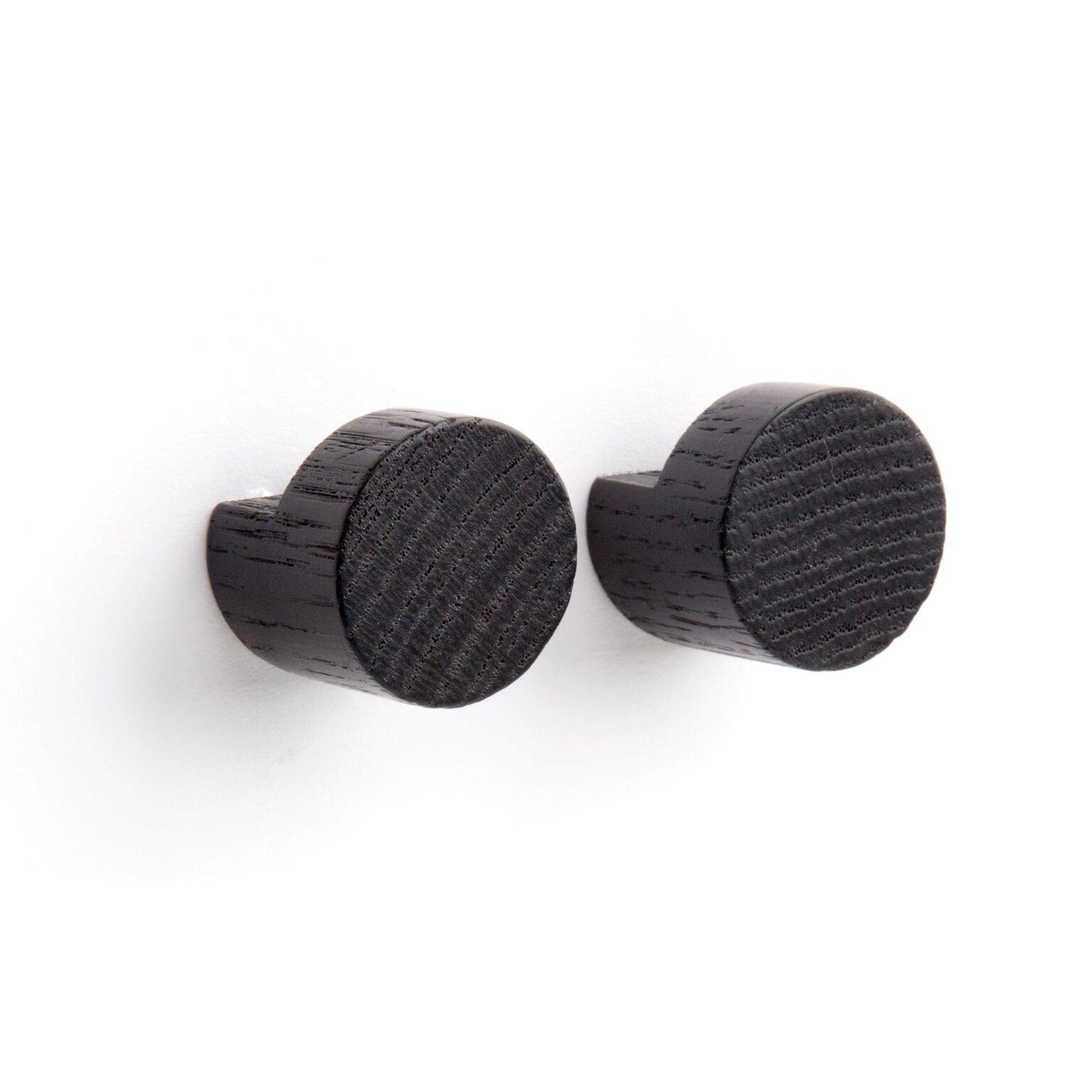 By Wirth - Wood Knot 2 pack - Black (WKS 066)