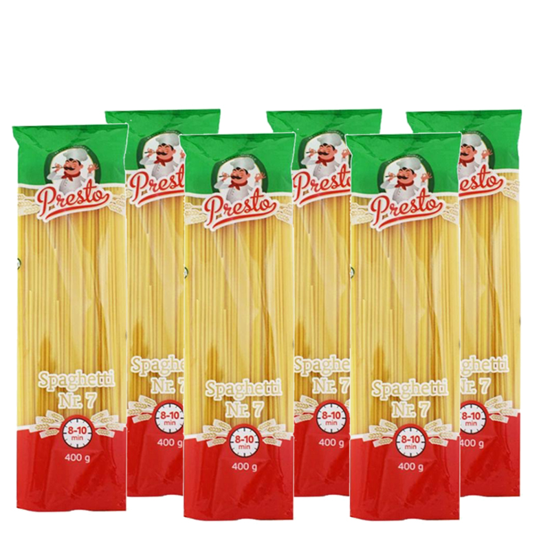 Presto Spagetti 6kpl - 44% alennus