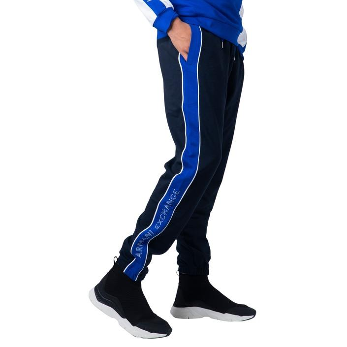 Armani Exchange Men's Trouser Blue 183924 - blue XS