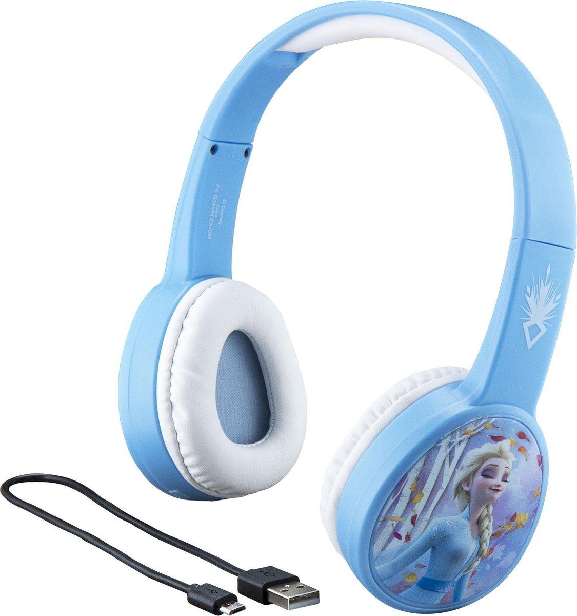 eKids - Frozen 2 - Wireless Headphones Bluetooth (FR-B36)