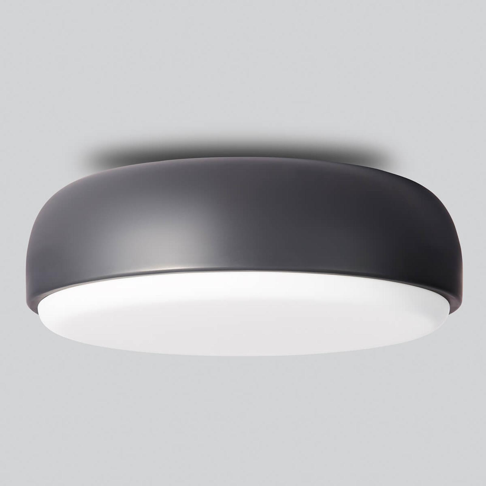 Pyöreä design-kattovalaisin Over Me, 40 cm