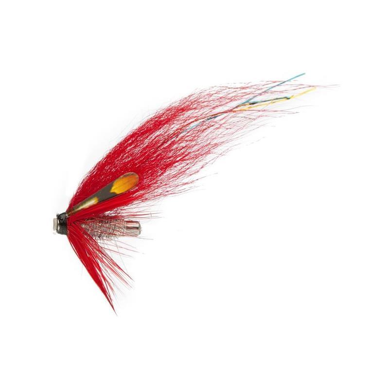 Red Mirror Red/Silver str. L Kjøp 12 fluer få gratis flueboks
