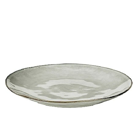 Stor middagstallerken, Nordic Sand Ø 31 cm