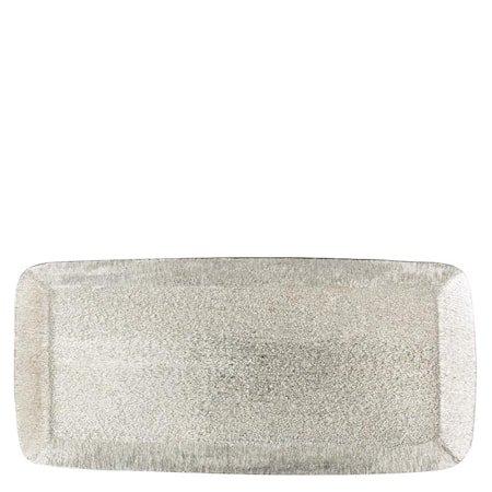 Brett Marely 41x19 cm Sølv