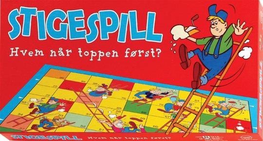 Damm Spill Stigespill