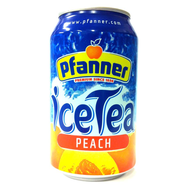 Ice Tea Peach - 44% rabatt