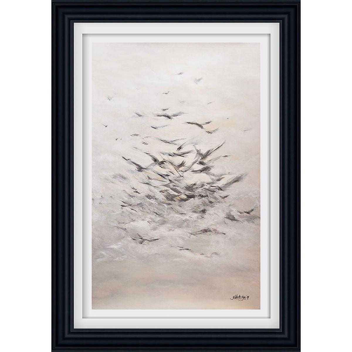 A Migration Black - Large