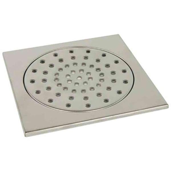 Gelia 3003036202 Laatan kehys lattiakaivoille, 200 x 200 x 4 mm Ilman syvennyksiä