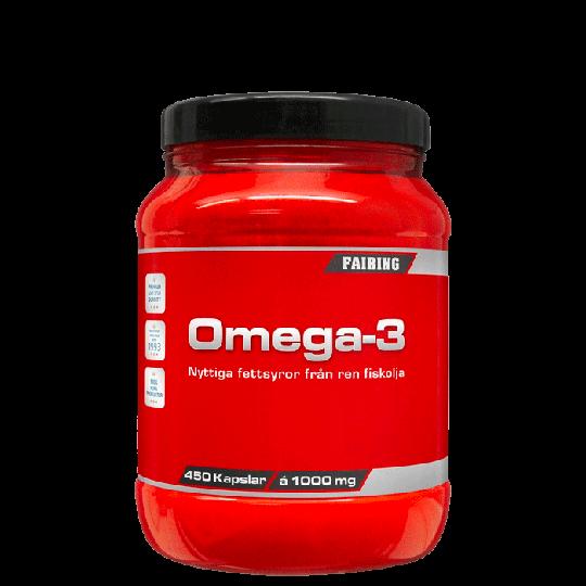 Omega-3, 450 caps