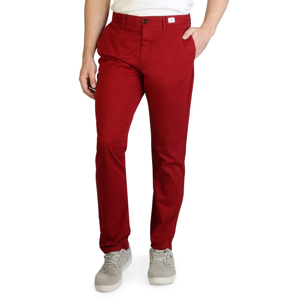 Tommy Hilfiger Men's Trouser Red XM0XM00977 - red 29