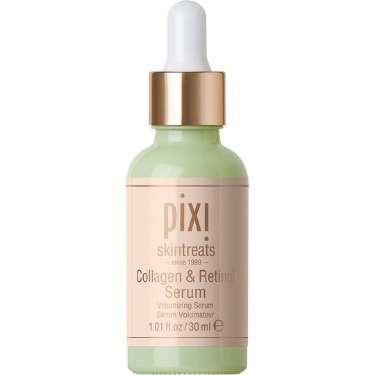Botanical Collagen & Retinol Serum, 30 ml Pixi Seerumit & öljyt