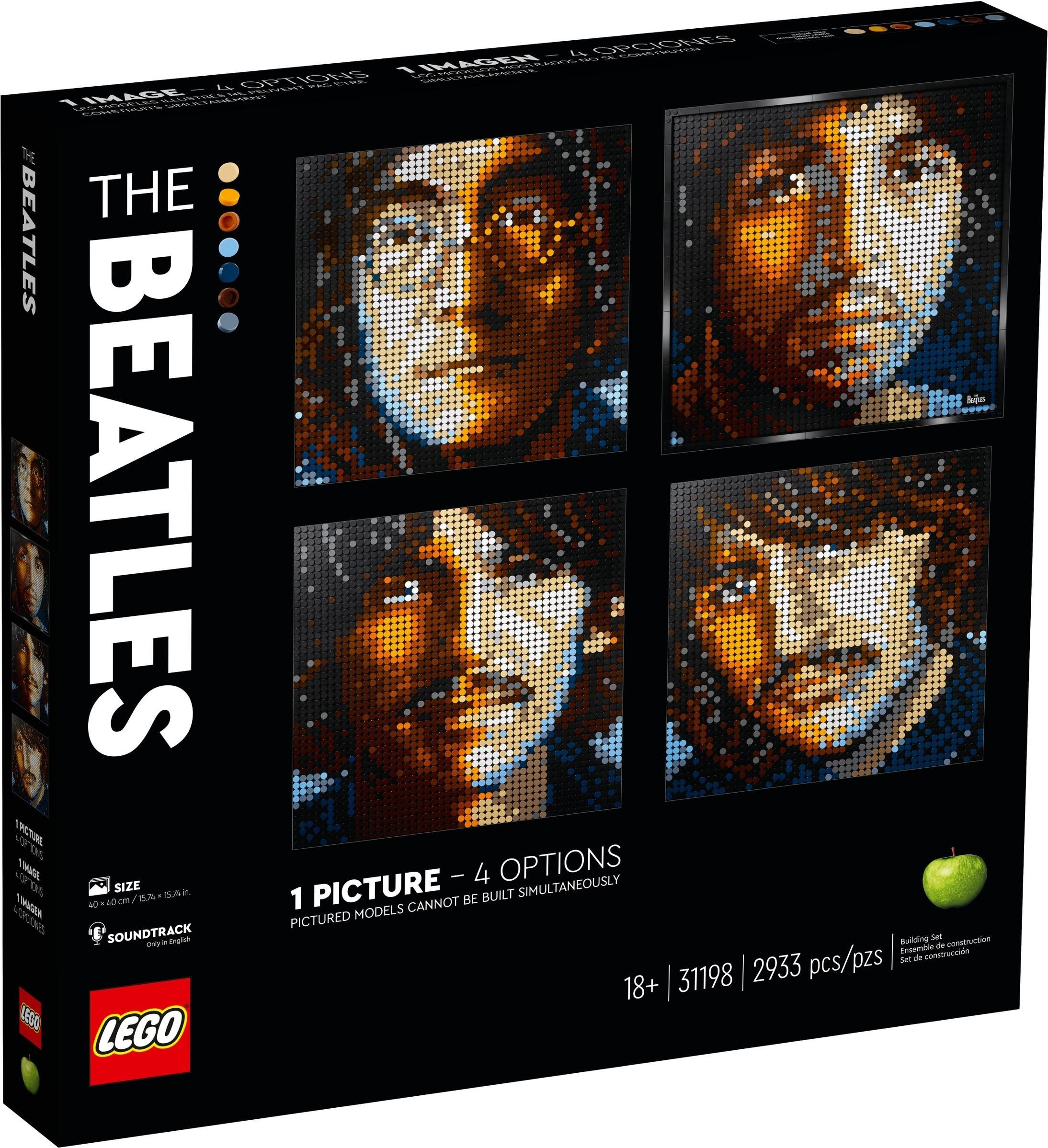 LEGO Art - The Beatles (31198)