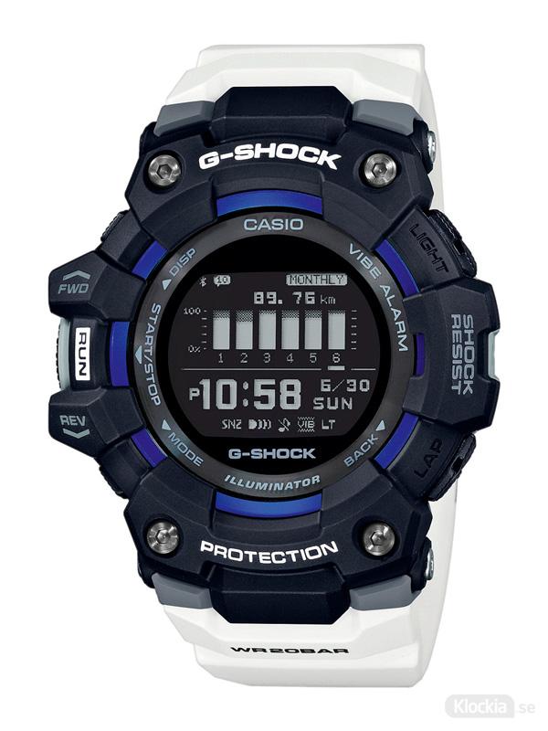 Herrklocka CASIO G-Shock G-Squad GBD-100-1A7ER