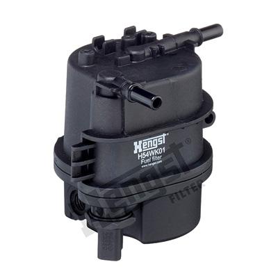 Polttoainesuodatin HENGST FILTER H54WK01