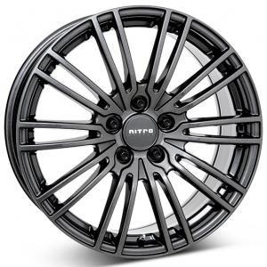 Nitro Turismo FF Grey 8x19 5/108 ET50 B63.3
