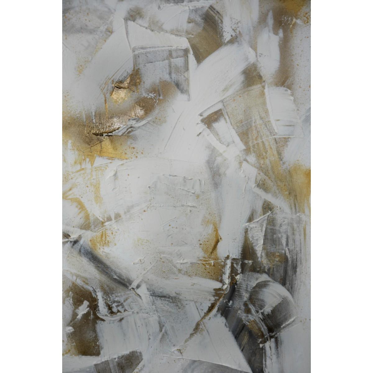'Easy Spot' Oil on Canvas
