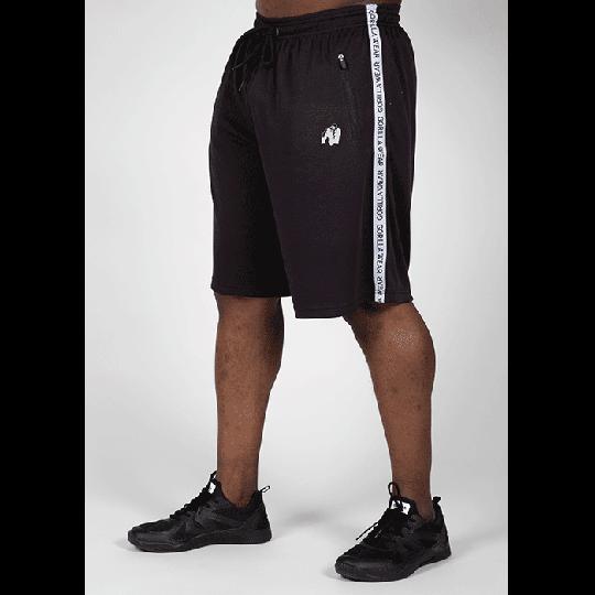 Reydon Mesh Shorts 2.0, Black