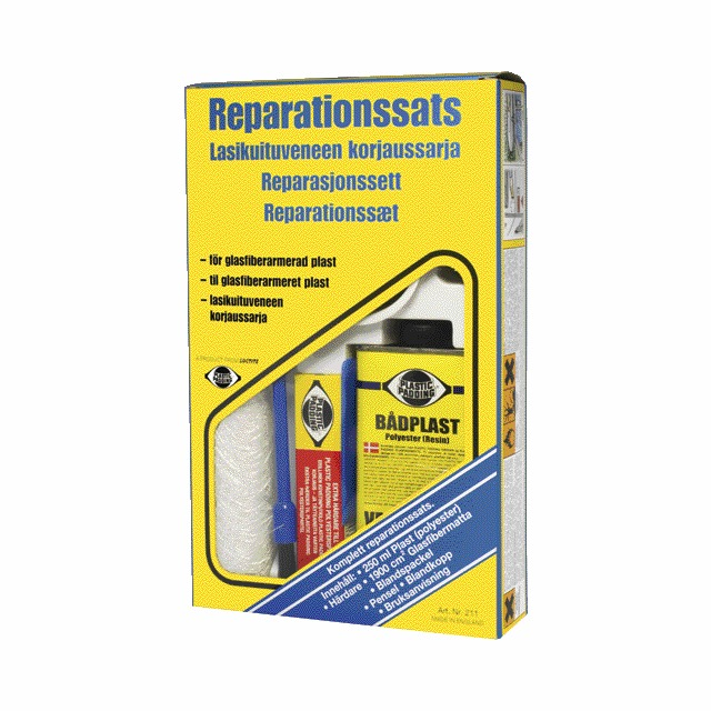 REPARATIONSSATS PLAST 211PP