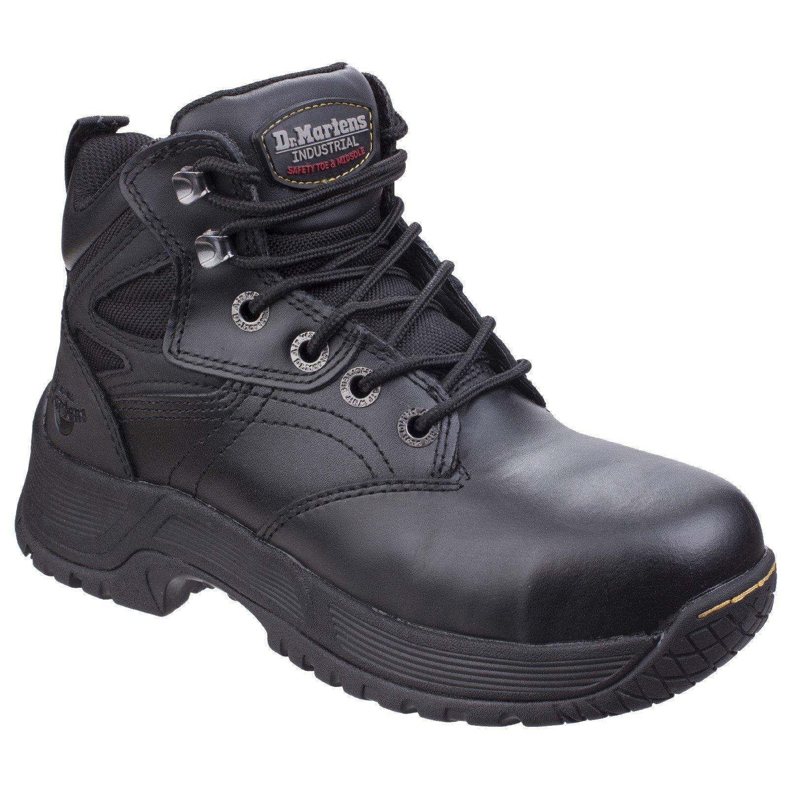 Dr Martens Men's Torness Safety Boot Black 26020 - Black 8