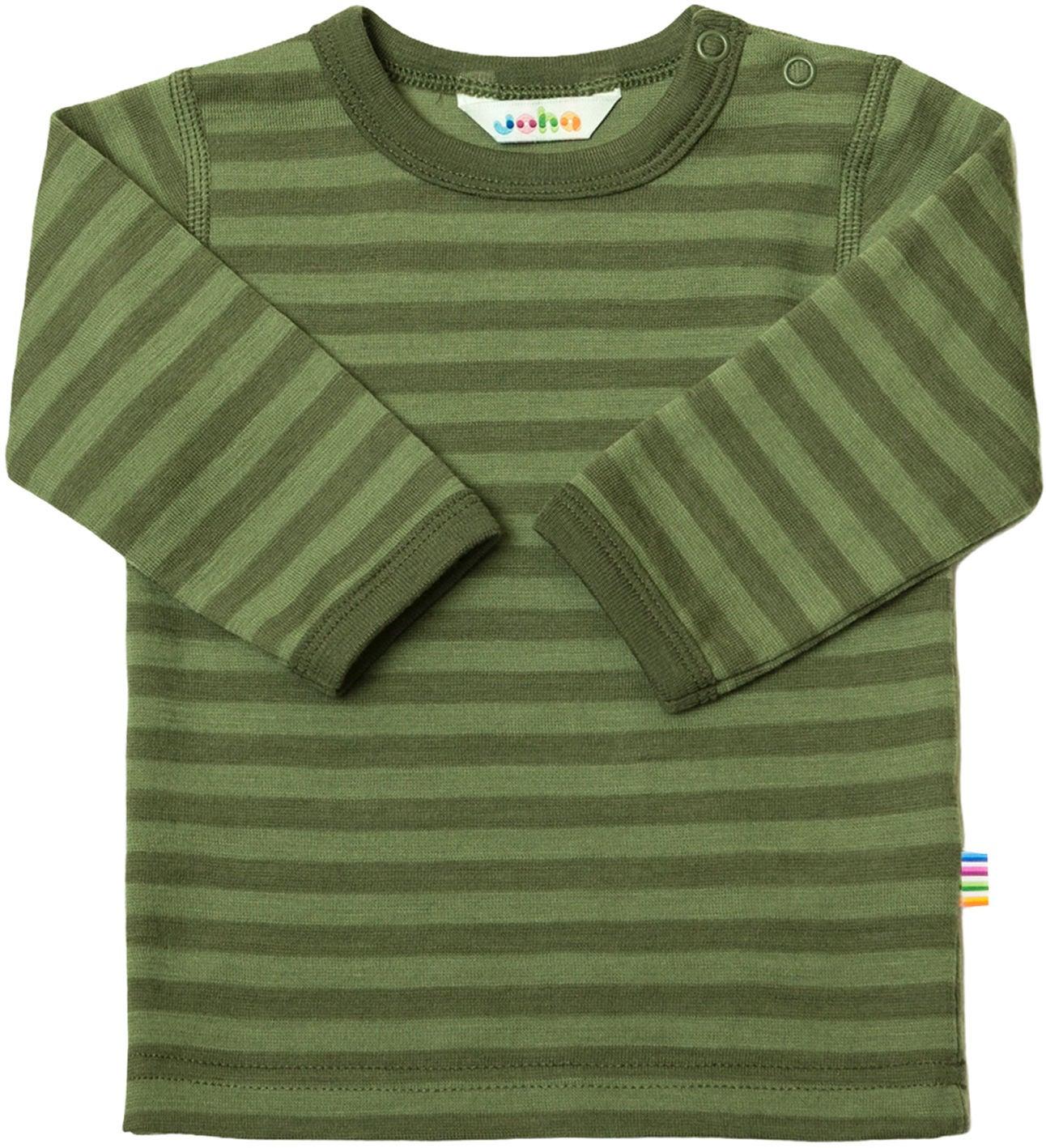 Joha Långärmad T-Shirt, Stripe, 80