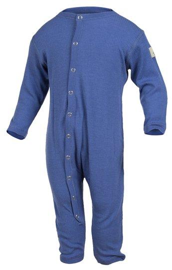 Janus Baby Lightwool Pyjamas, True Navy, 50