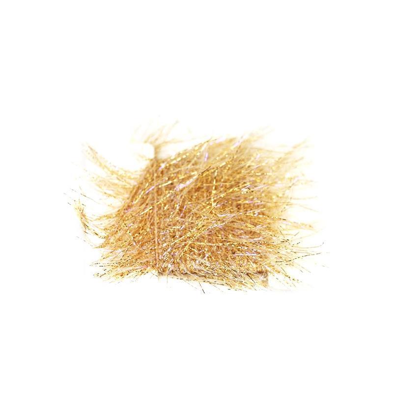 Long Hair Holo Chenille - UV/Gold