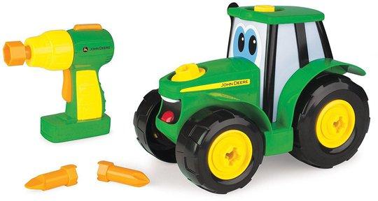 John Deere Byggeleke Traktor Johnny