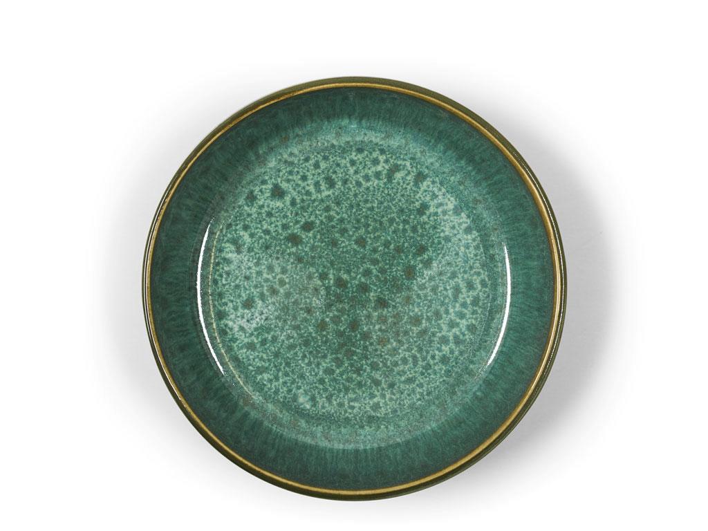 Bitz - Gastro Soup Plate - Green/Green (821262)