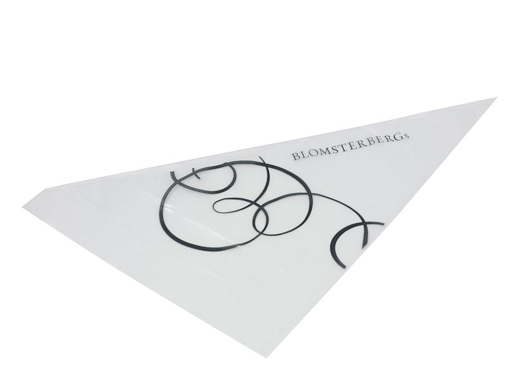 Mette Blomsterberg - Disposable Piping Bag - 50 pcs.