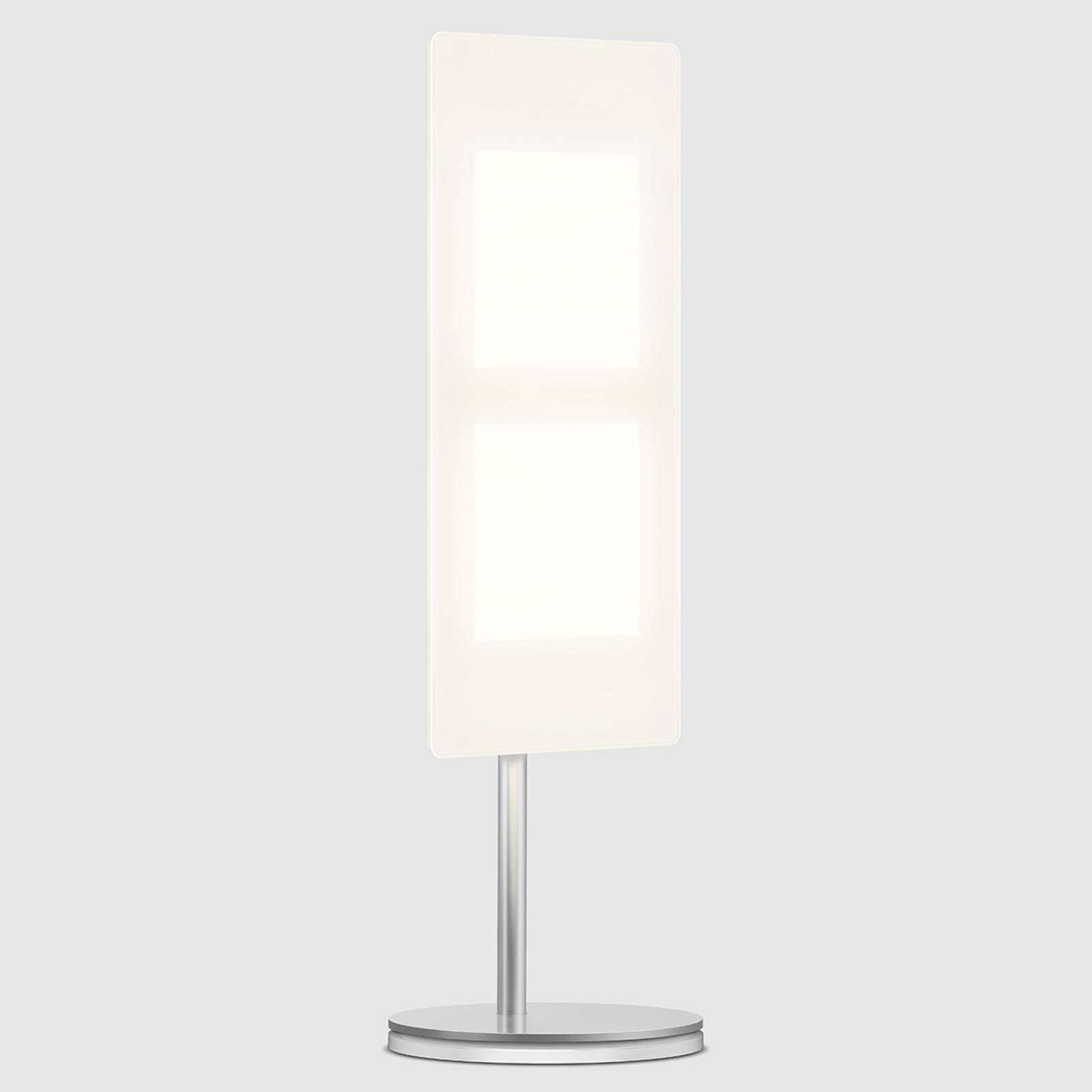 OLED-pöytävalo OMLED One t2, valkoinen, 47,8 cm