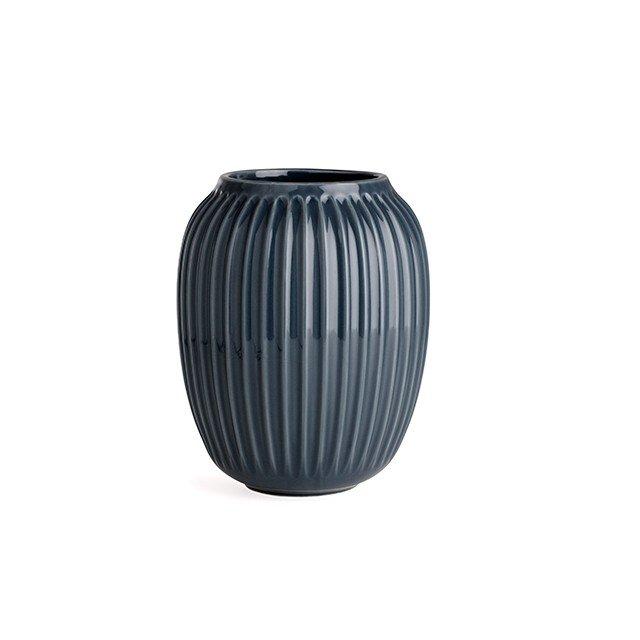 Kähler - Hammershøi Vase Medium - Grey (692366)
