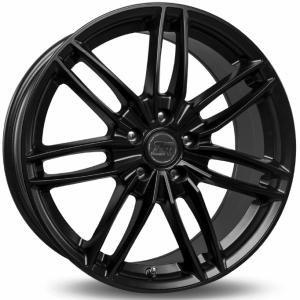 Racer Edition Satin Black 7.5x17 5/105 ET40 B56.6