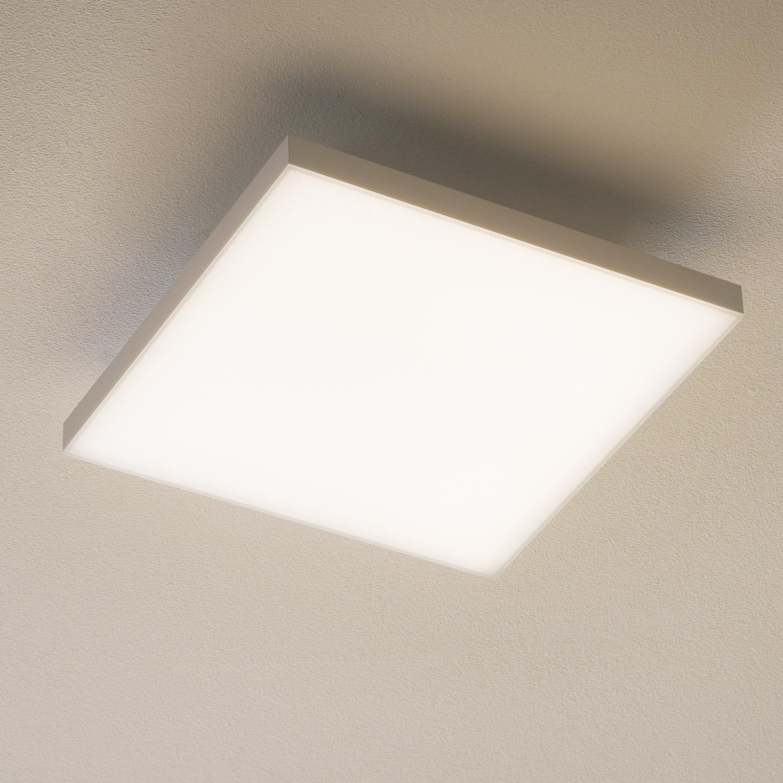 Paul Neuhaus Frameless taklampe CCT 30x30cm