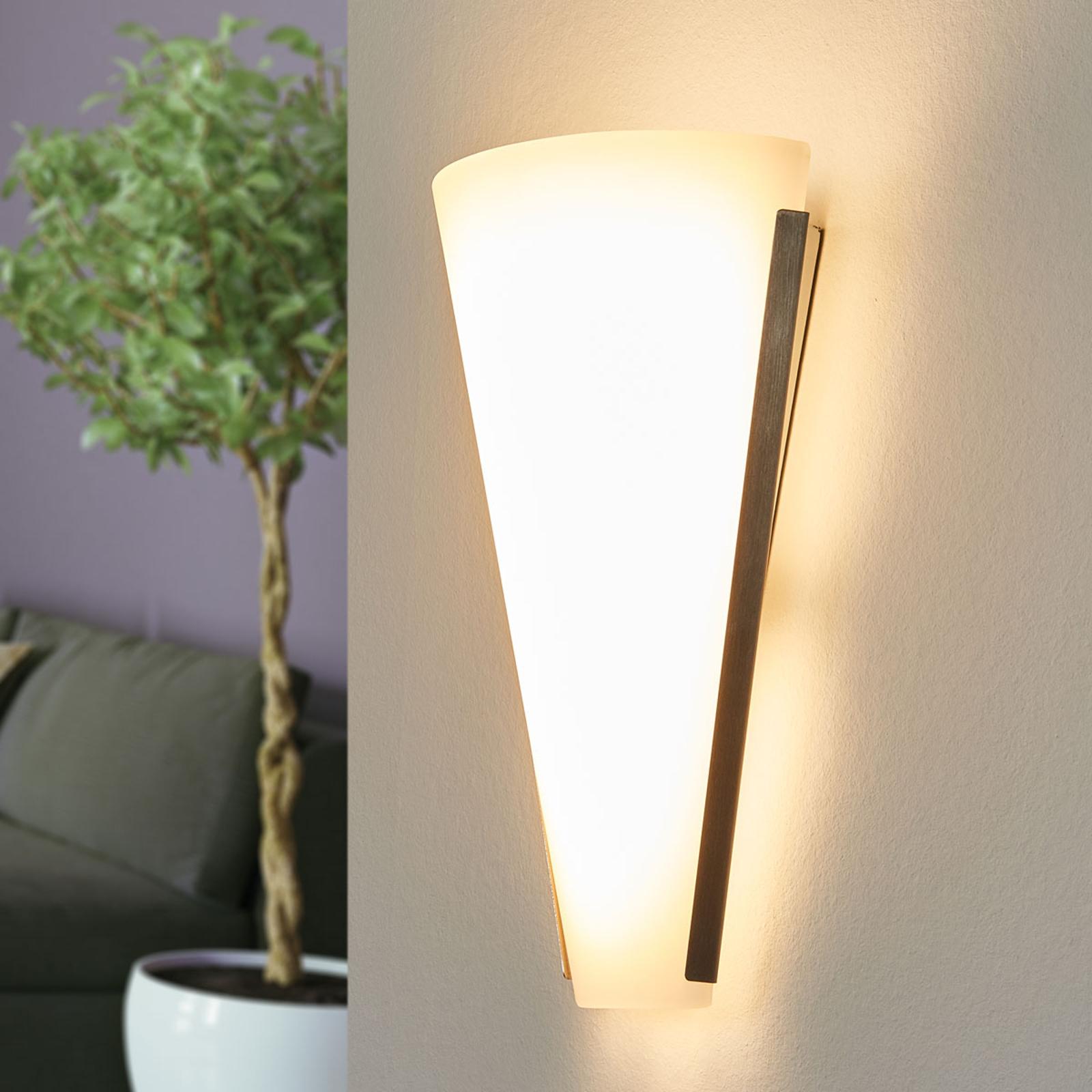 Kaunis LED-seinävalaisin Luk