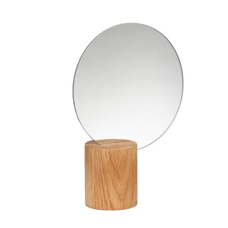 Bordspegel Trä Rund