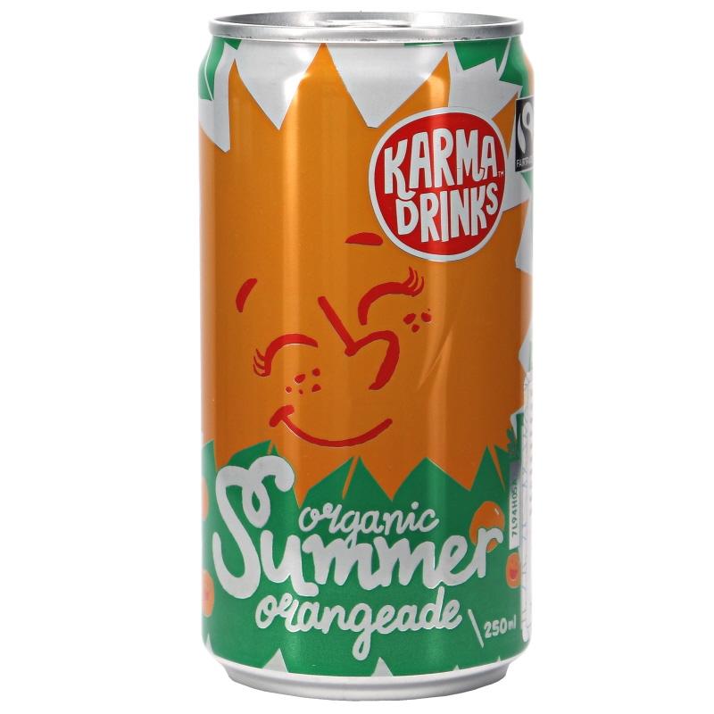 Eko Summer Läsk Apelsin - 40% rabatt