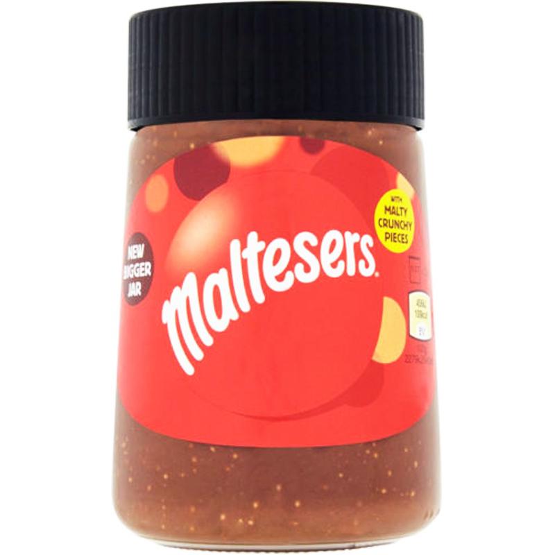 """Chokladkräm """"Maltesers Spread"""" 350g - 29% rabatt"""