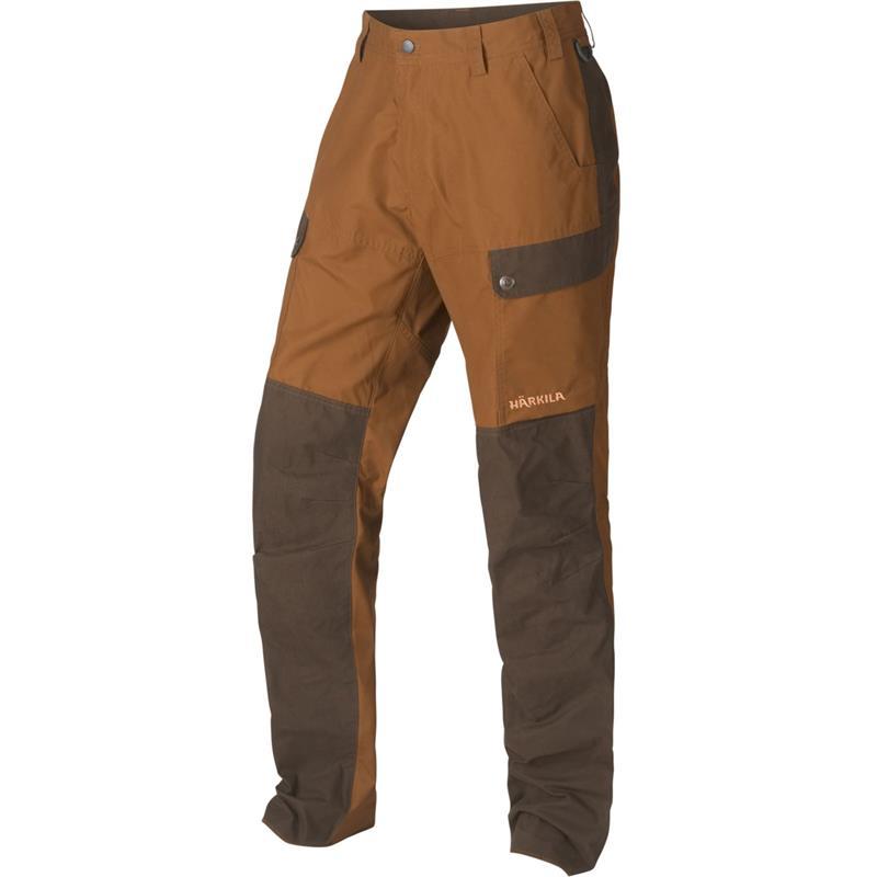 Härkila Asmund Bukse 48 Rustigue Clay/Slate Brown