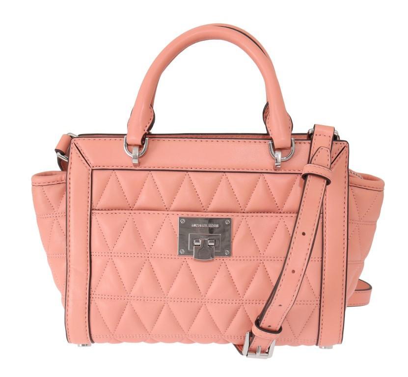 Michael Kors Women's Vivianne Shoulder Bag Pink MK5006