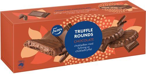 Fazer Truffle Rounds Chocolate 142g