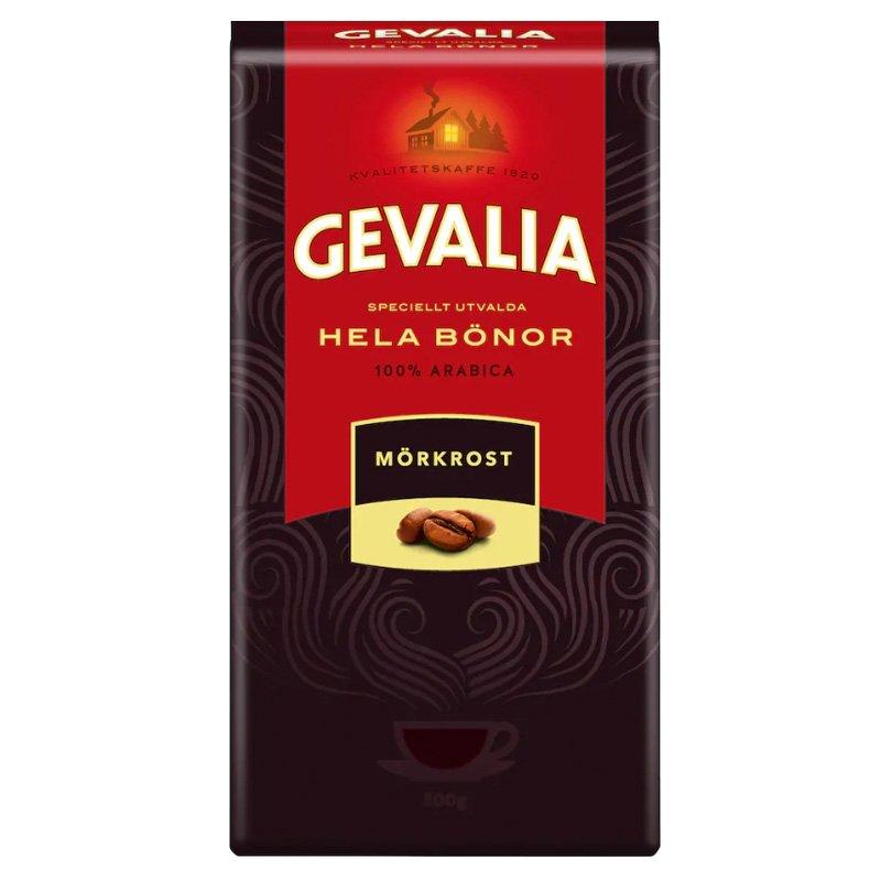 Kaffe Mörkrost Hela Bönor 500g - 41% rabatt