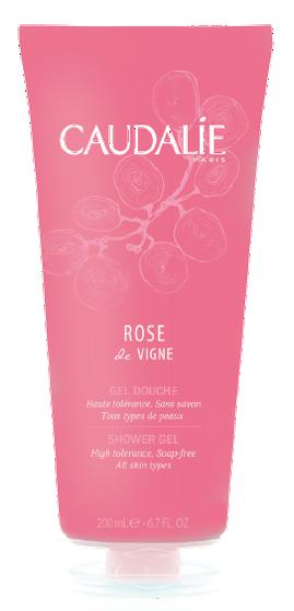 Caudalie - Rose de Vigne Showergel 200 ml