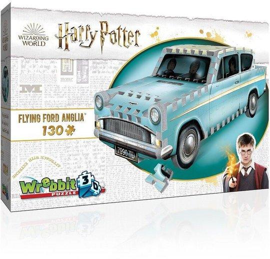 Harry Potter 3D-Puslespill Flyvende Ford Anglia 130 Brikker
