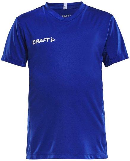 Craft Jersey T-skjorte, Club Cobolt/White 134-140