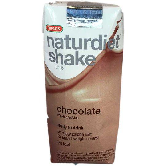 Naturdiet Shake Choklad - 75% rabatt