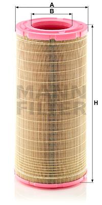 Ilmansuodatin MANN-FILTER C 24 015/2