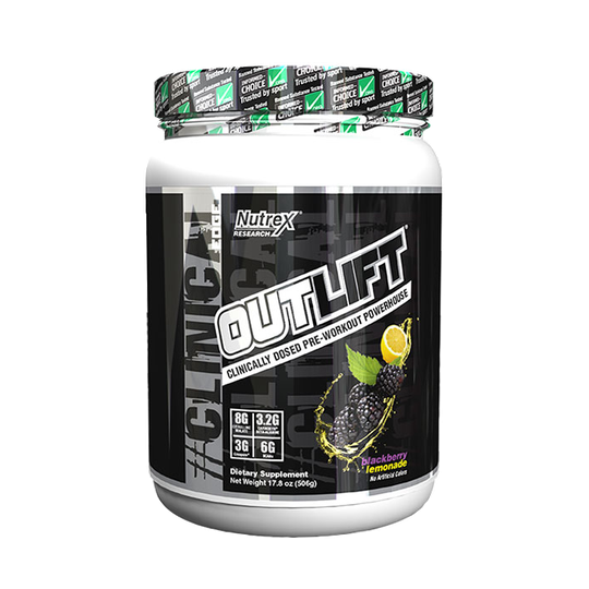 Outlift, 20 servings