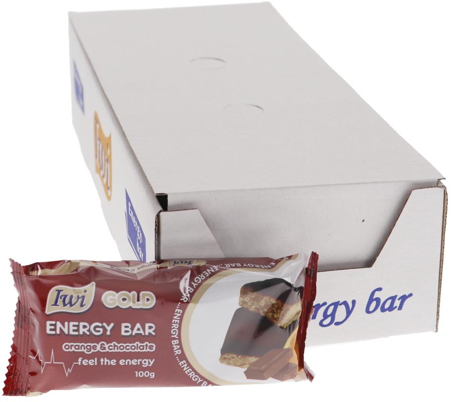 Energibars Apelsin & Chokald 15-pack - 75% rabatt