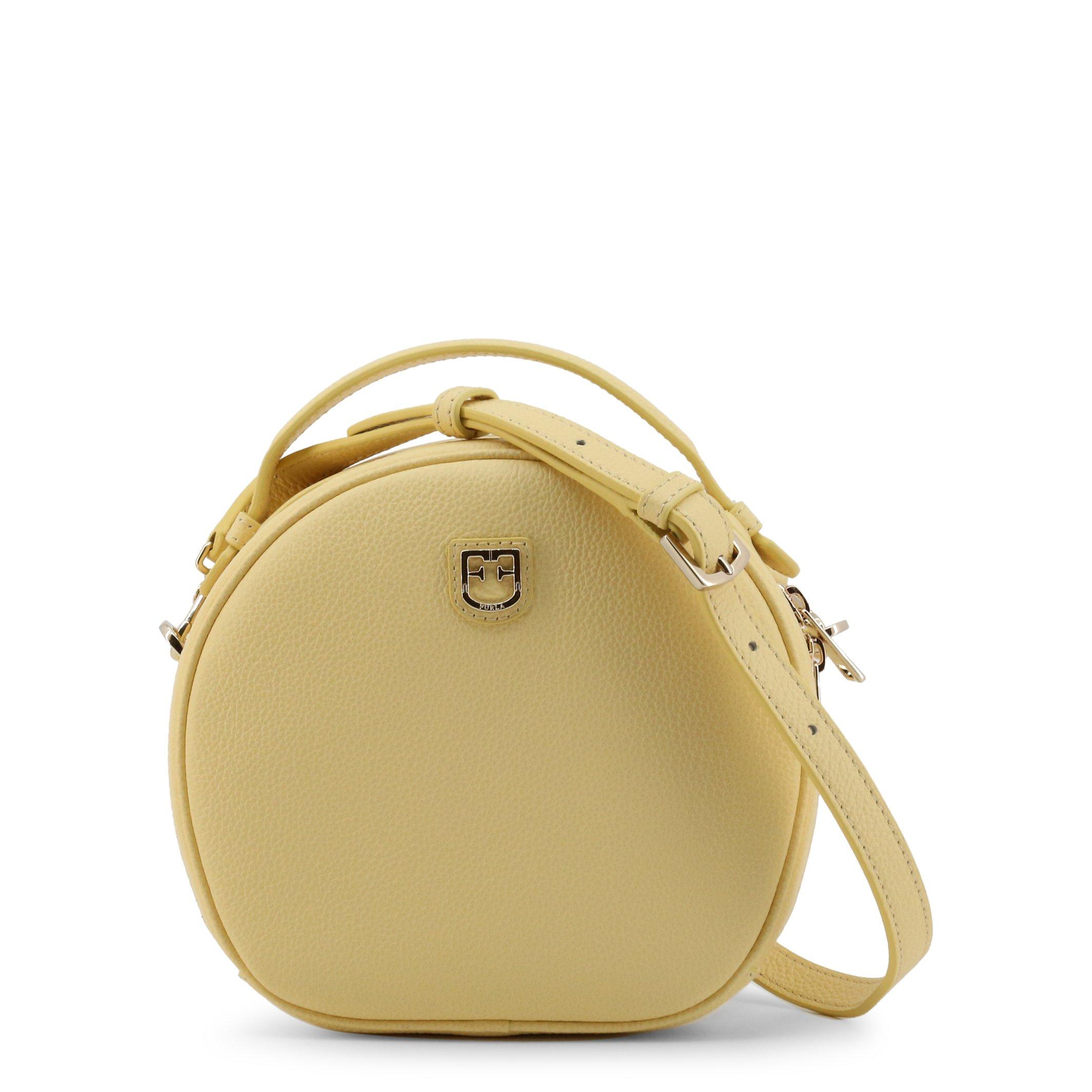 Furla Women's Handbag Various Colours DOTTY_WB00107 - yellow NOSIZE