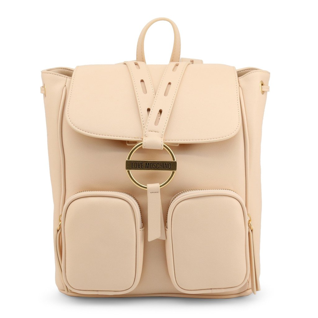 Love Moschino Women's Backpack Brown JC4081PP1BLM - brown NOSIZE